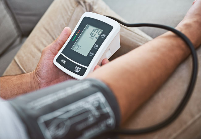 What causes Blood Pressure Fluctuate